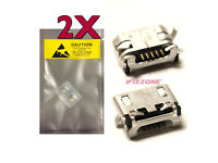 2 X New Micro USB Charging Sync Port Charger For Acer Iconia TAB 10 A3-A20 USA