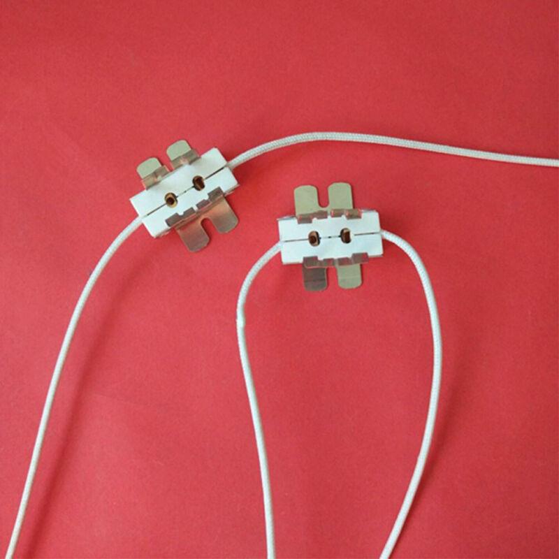 4PCS GY9.5 Pin Bulb Lamp Holder Dysprosium Lamp Holder