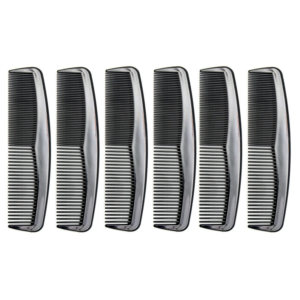 "Favorict  5"" Pocket Hair Comb Beard & Mustache Combs for Men"