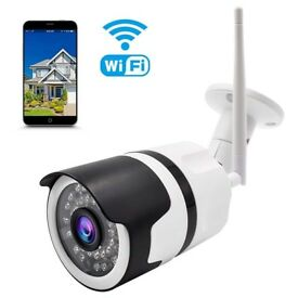 Outdoor Security Camera 1080P Cloud WiFi Cam Wireless IP Waterproof IR