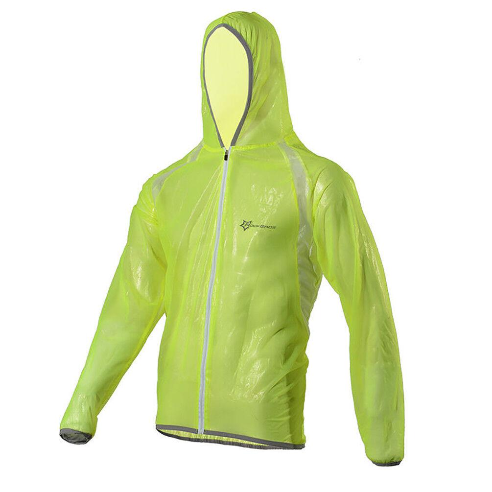 biking cycling jersey wind coat rain coat