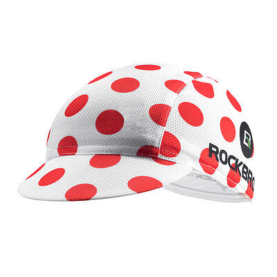 fe8354dde88b3 RockBros Bicycle Cycling Cap Hat Riding Sunhat Suncap Polka Dot
