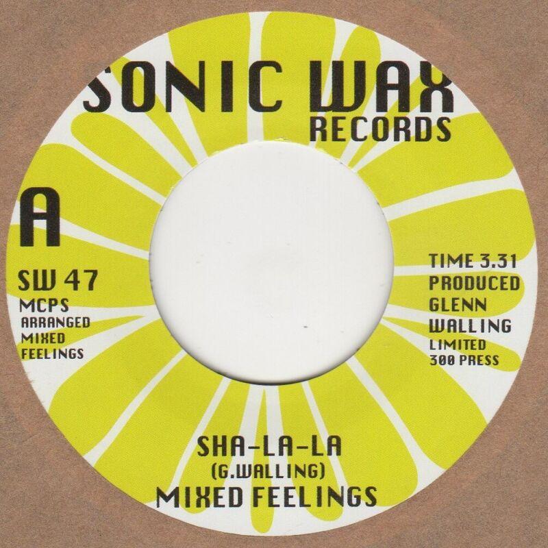 Mixed Feelings Sha-La-La Sonic Wax 47 Soul Northern motown