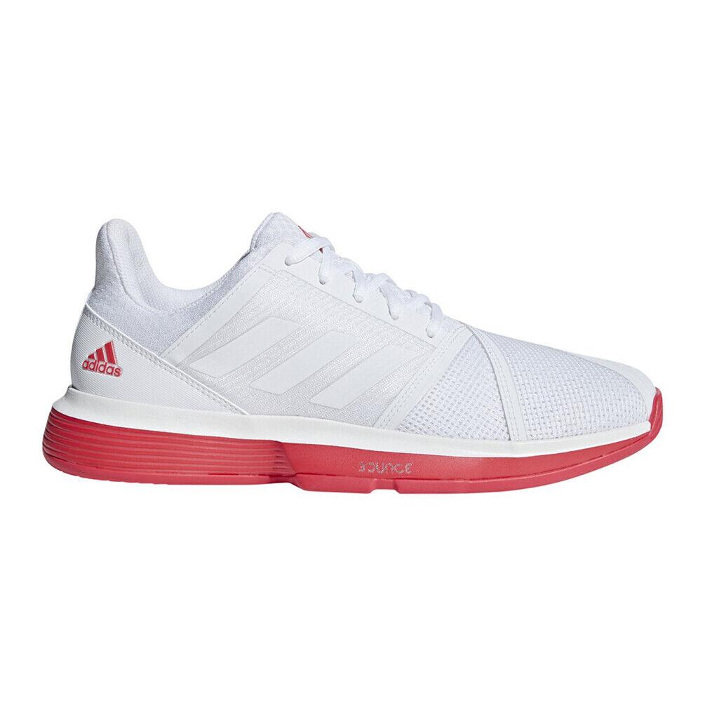 Adidas Men's CourtJam Bounce Tennis Shoe