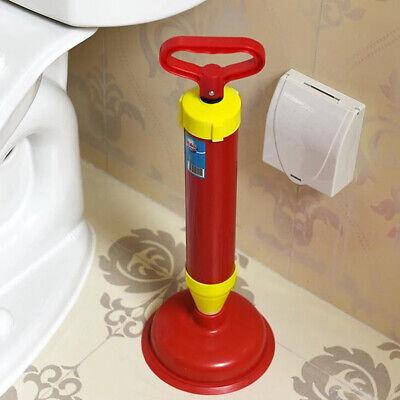 Drain Buster Power Saug Dusche WC Spüle Bad Plunger Pipe Clog Sucker Toilette DE Wc Plunger