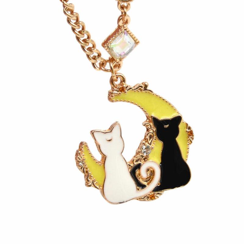 1 Pc Anime Sailor Moon Luna Keyring Key Chain Alloy Pendant Accessories Gift