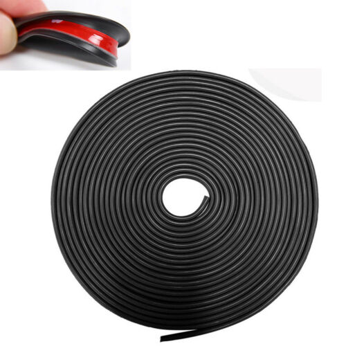 Car Parts - 32Ft/10M Car Door Edge Guards U Shape Trim Rubber Seal Protector for Most Car