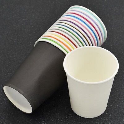 Paper Cup Drink Food Disposable Tableware Accessories for Celebration Party