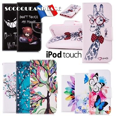 Hülle Cover xxl colors PU Leder silberbeutel-Kastenabdeckung ipod touch 6 / 5 ()