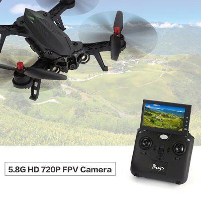 MJX Bugs 6 B6 720P Camera 5.8G FPV Racing Drone Brushless Monitor RC Quadcopt O6