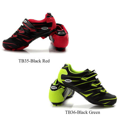 - Tiebao MTB Road Bike Professional Cycling Lock Shoes Outdoor Sport Shoes