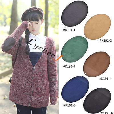- DIY Knee Elbow Patches Iron on Patch Sewing Craft for Coat Jacket Jeans Pants