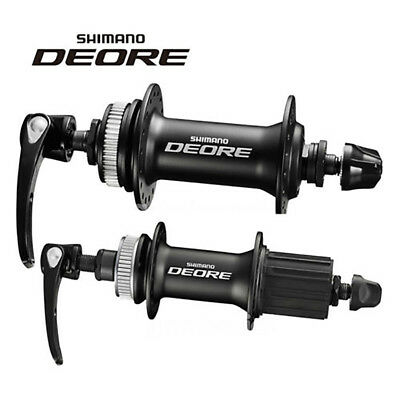Shimano DEORE HB-M6000 Silver 32H Front Hub EHBM6000BS