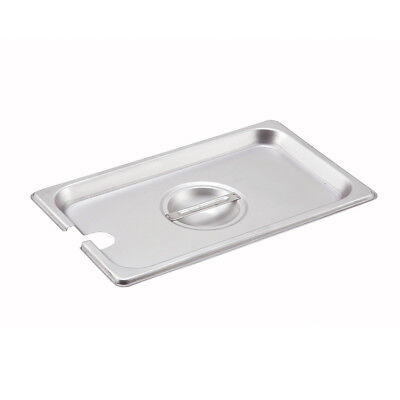 Lid For Steam-table Pan Quarter Size Slotted