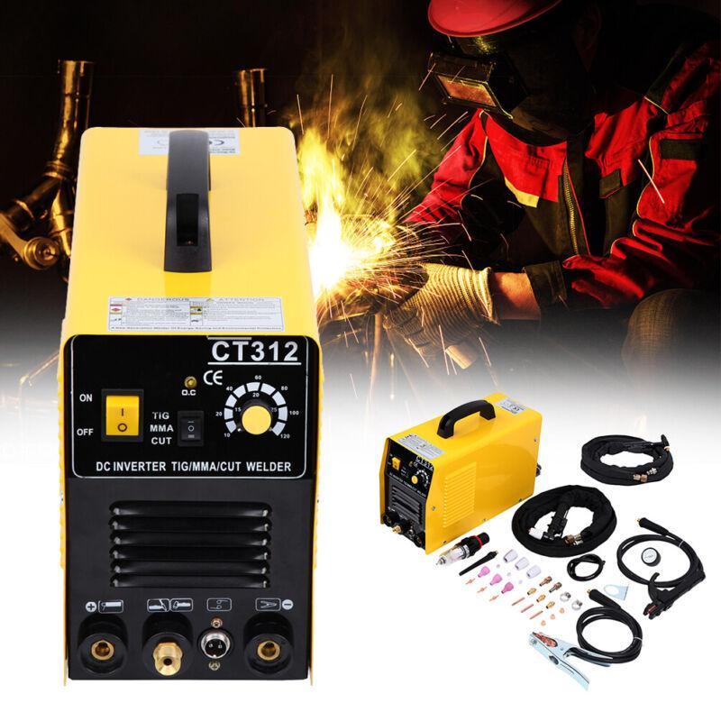 3in1 Schweißgerät Profi Plasmaschneider TIG MMA CUT plasma welder mit Zubehör