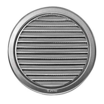 Circular Stainless Steel Air Vent Grille Cover Ø70mm2.75