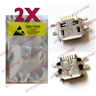 2 x New Micro USB Charging Sync Port For Nokia N8-00 N97 N97 Mini N8 E55 E52 USA for sale  Northbrook