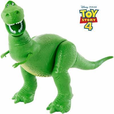 Disney Toy Story 4 Rex Talking Doll Action Figure True Talkers 15+ Phrases