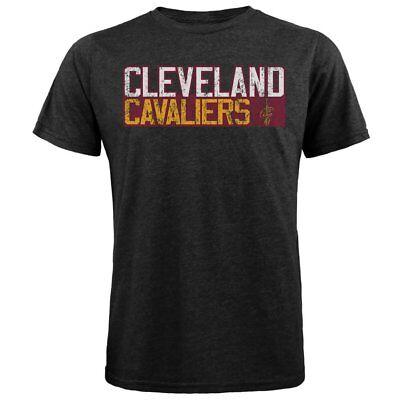 New Cleveland Cavaliers James Tri Blend Crew Tee S  M  L  Xl  Xxl