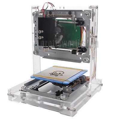 NEJE 500mW USB DIY Laser Engraving Machine Cutting Printer Engraver Logo Marking