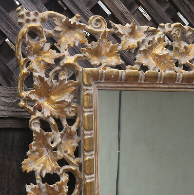 BAROQUE ROCOCO  DEEP CORE GILDED ORNATE FRAME  BARBIZON  VICTORIAN FOR PAINTING