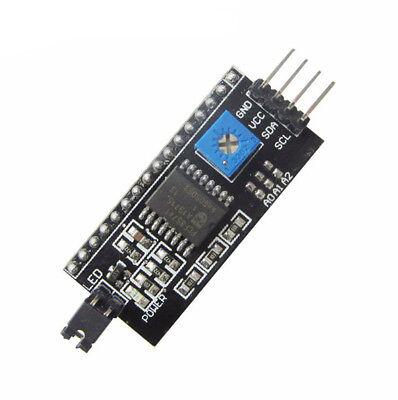 10pcs Iici2ctwispi Serial Interface Board Module Port Arduino 1604 Lcd Displa