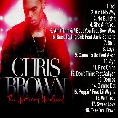 Best Of Chris Brown DJ Compilation Mix (Best Of Chris Brown)