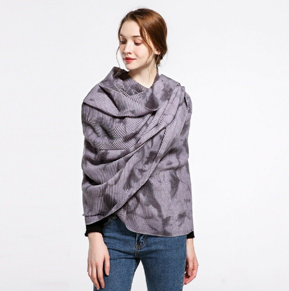 Women Long Blanket Oversized Tartan Scarf Wrap Shawl Plaid Cozy Checked Pashmina Clothing, Shoes & Accessories