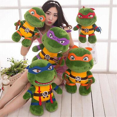 Teenage Mutant Ninja Turtles Plüschtier Figuren Halloween Geschenk Spielzeug