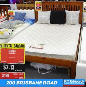 Elizabeth Double Bed Booval Ipswich City Preview