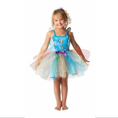 Karnevalskostüme RAINBOW DASH Mädchen mein kleines Pony Kleid Carnival RUBIE'S ()