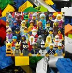 Elementary Bricks Universe