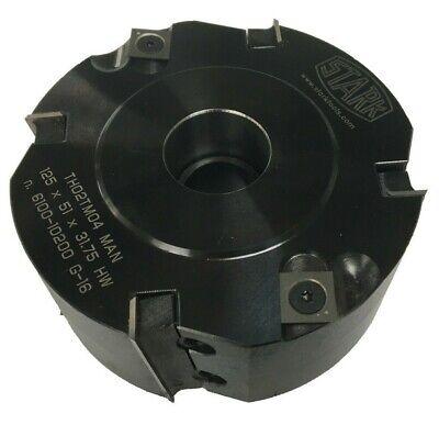 Wadkin Bursgreen Steel 125x50x1.14 Rebate Spindle Head - Industrial Quality