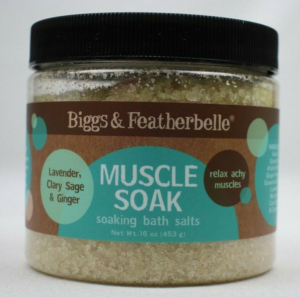 Biggs & Featherbelle Muscle Soak, 16 Ounce