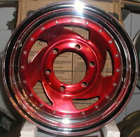 "Mags Candy 14"" 6 trous pour Trailer, Nissan, Mazda, etc"