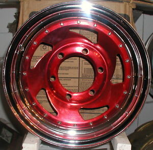 """Mags Candy 14"""" 6 trous pour Trailer, Nissan, Mazda, etc"""