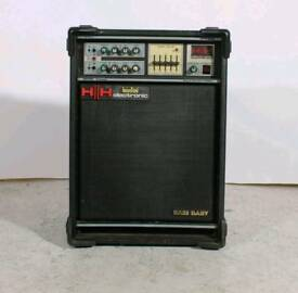 H / H Bass Baby Amp