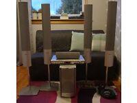 Panasonic SA-HT880W DVD Home Theater Sound System 5.1 (Audio Home Cinema)