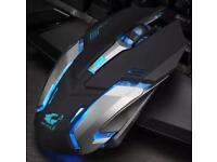 Wireless RGB Gaming Mouse