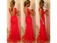 Formal dress prom dress size 10