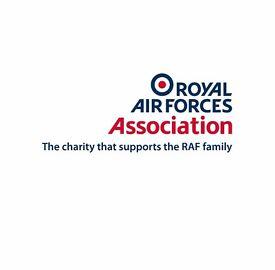 The Royal Air Forces Association - Caseworker - Oban