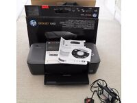 HP Deskjet 1000 Printer. Brand NEW & Still Boxed