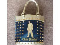 Elvis Presley bag new never been used. Bought from graceland.