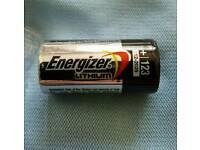 Batteries. Lithium. 9v