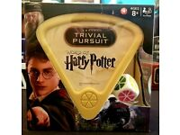 Harry Potter Trivial Pursuit game NEW