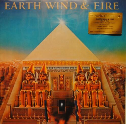 Earth, wind & fire - all 'n' all