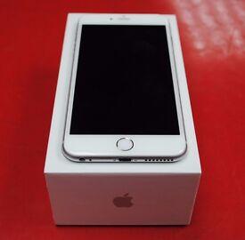 Apple iPhone 6S Plus Silver Any Sim 64GB £600