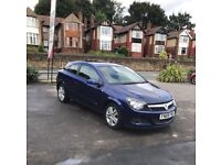 VAUXHALL ASTRA 1.9 2009 BLUE MANUAL