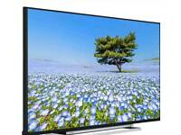 "Toshiba 49L3658DB 49"" Full HD LED Smart TV with Freeview Play WiFi - (Black)"