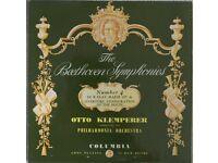 Beethoven Symphony No.4 - Klemperer (LP)